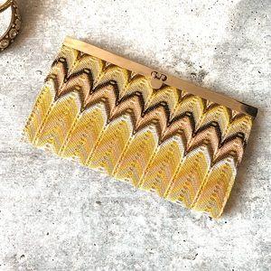 Ladies Rectangular Wallet Crochet Material